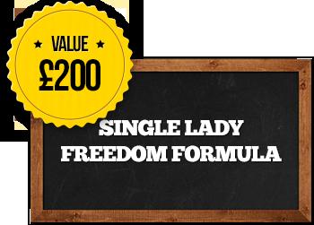 Single Lady Freedom Formula